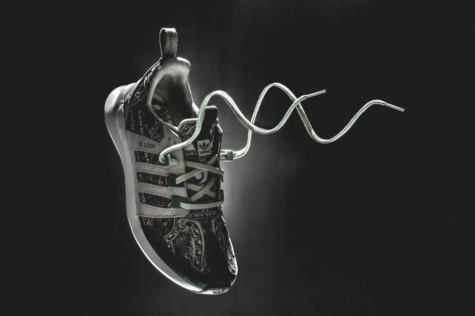 Kicks  Wish x adidas Originals SL Loop  Independent Currency ... 18bd80c87