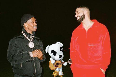 Drake, Travis Scott, Animal Crossing