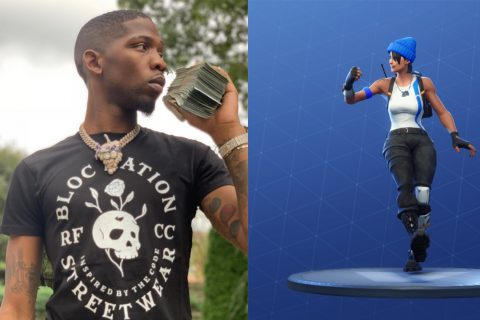 Fortnite, Blocboy JB