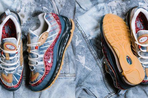 Nike, Air Max 98,
