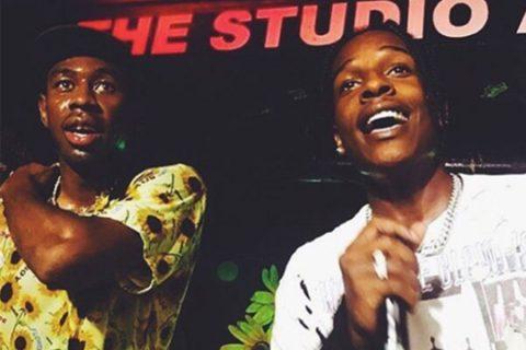 Tyler the Creator x A$AP Rocky